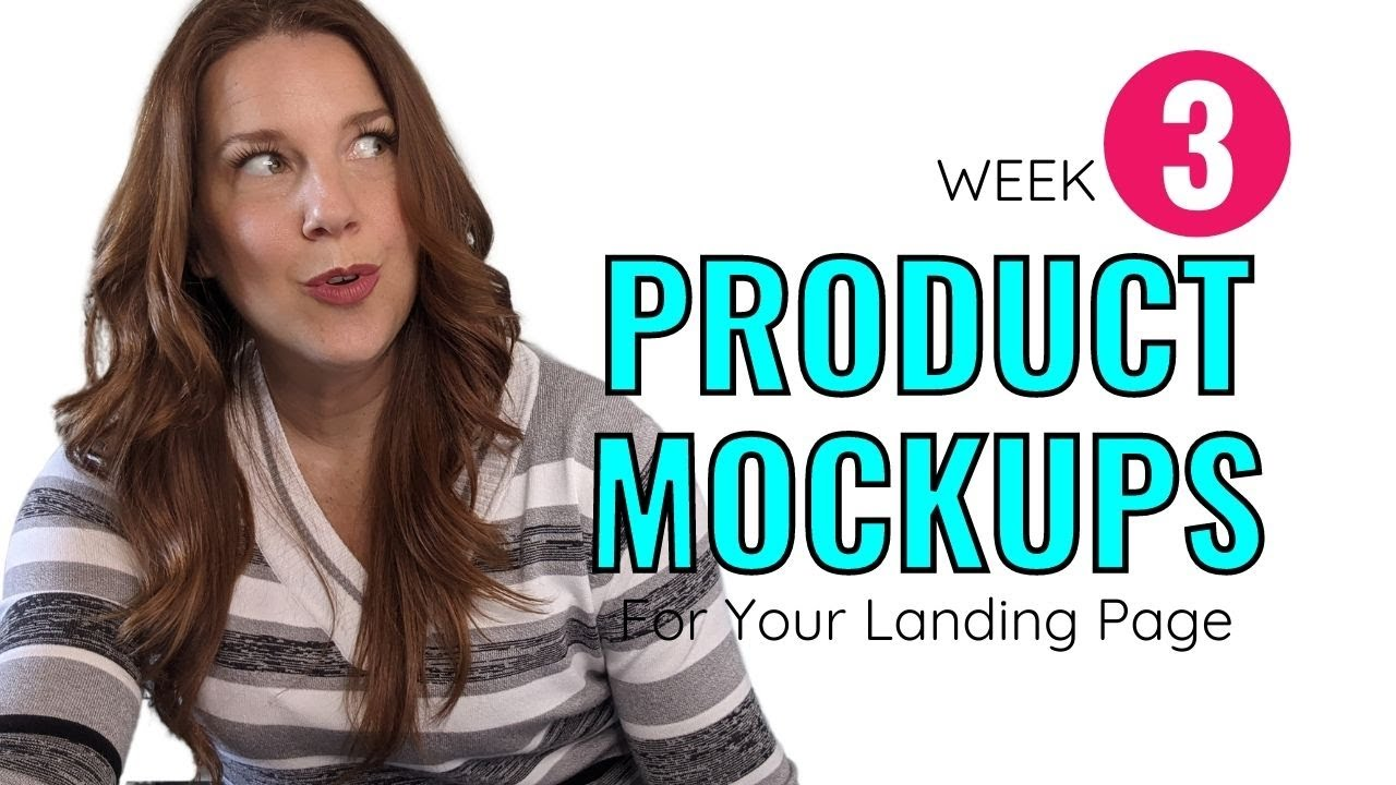 Why you need a mockup to convert more sales on your landing page