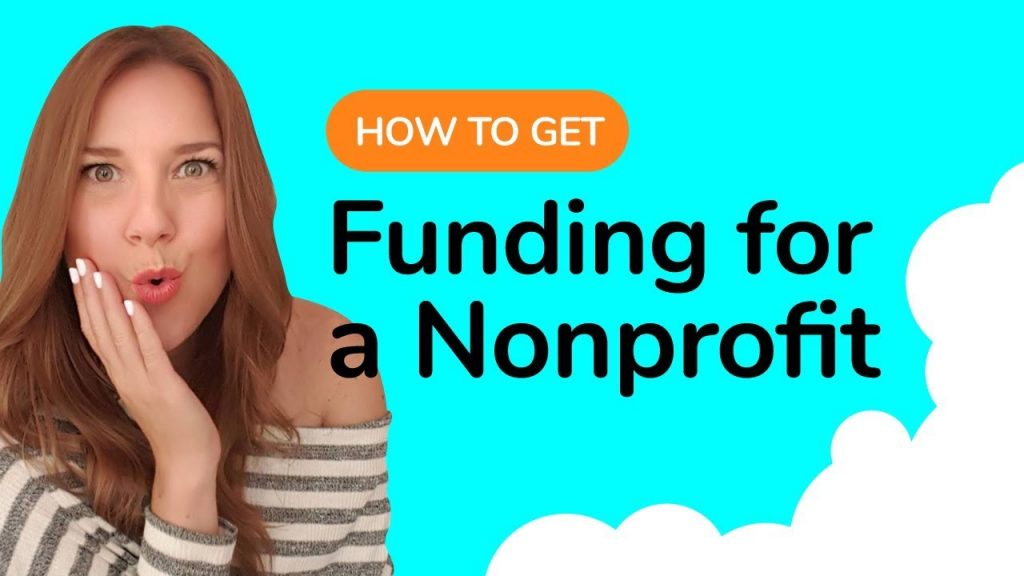 How to get funding for nonprofits